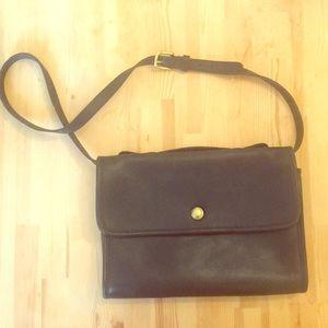 🐎 Coach Leather Shoulder Bag 🐎
